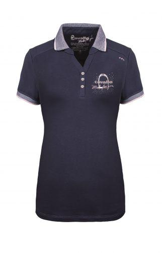 Cavallo - Naomi, Damen-Poloshirt