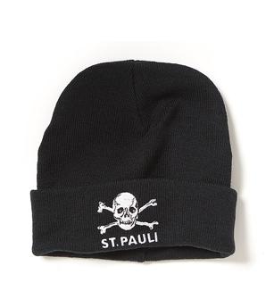 St. Pauli - Totenkopf, Mütze