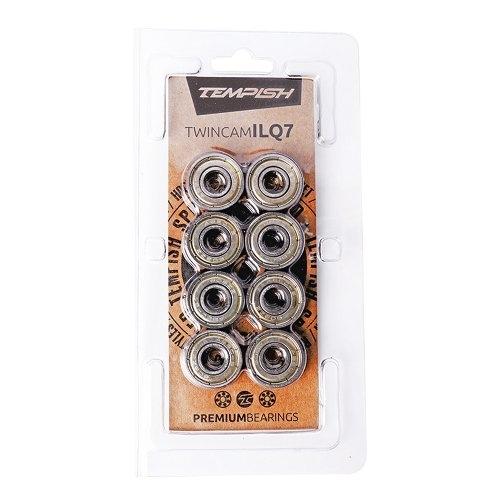 Tempish - ILQ 7 TwinCam Pro 8er Pack, Kugellager