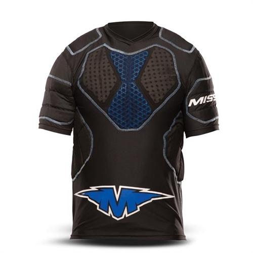 MISSION - Protective Compression Elite Sr., Shirt