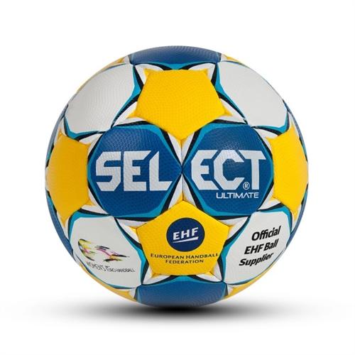 Select - Ultimate EC, Sweden 2016 Handball