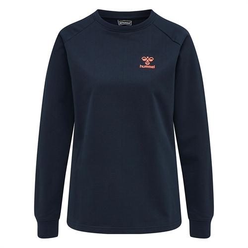 Hummel - hmlACTION Cotton, Damen Sweatshirt