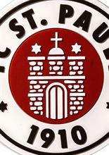 St. Pauli - Logo, Magnet Gummi