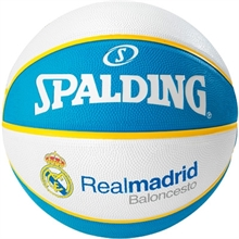 Real Madrid - EL TEAM, Spalding Basketball