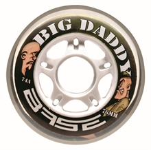 BASE - Big Daddy 74A, Indoor Wheel