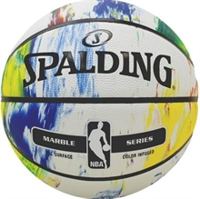 Spalding - NBA MARBLE MC, Basketball