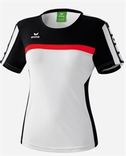 Erima - Classic 5-C, Damen T-Shirt